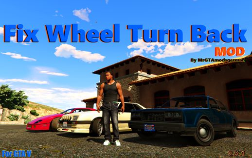 Fix Wheel Turn Back 2.3.1