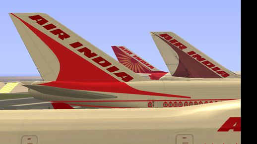 Boeing Collection of Air India
