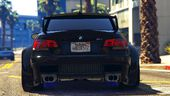 BMW M3 (E92) WideBody v1.2
