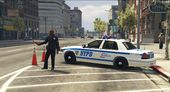NYPD Texture for CVPI 0.4