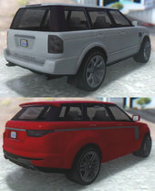 GTA V Gallivanter Baller & Sport