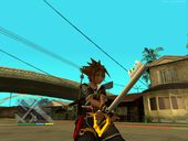 Kingdom Hearts - The Kingdom Key (Katana)