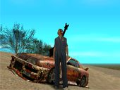 Elegy PJ inspired by Mad Max