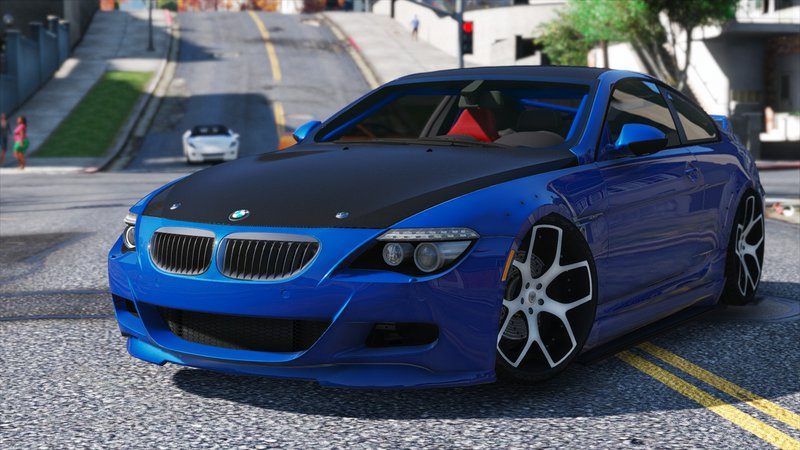 gta 5 bmw m6 e63 tunable mod. Black Bedroom Furniture Sets. Home Design Ideas