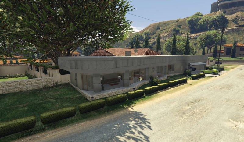 Gta 5 Modern House Mod
