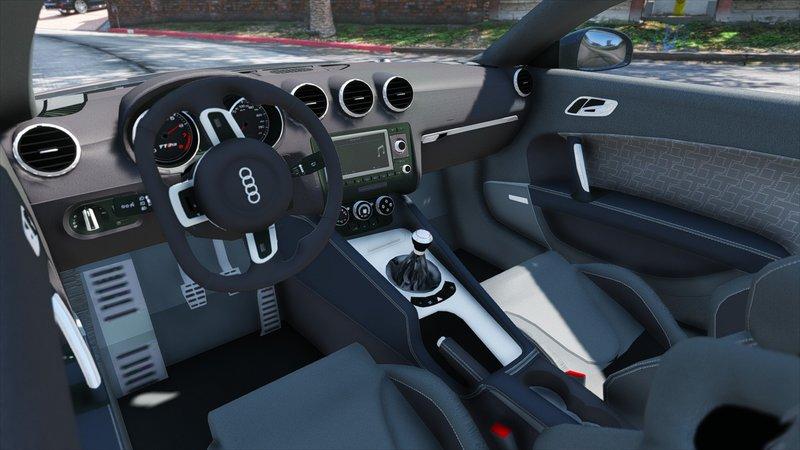 Audi TT RS 2013 для GTA V - Скриншот 2