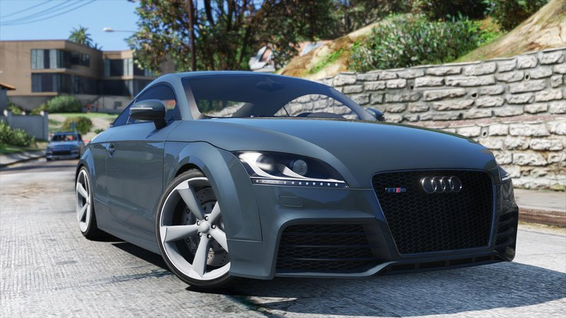 Audi TT RS 2013 для GTA V - Скриншот 1