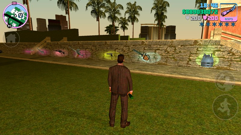 Gta Vice City 100 Savegame For Android Mod Gtainside Com