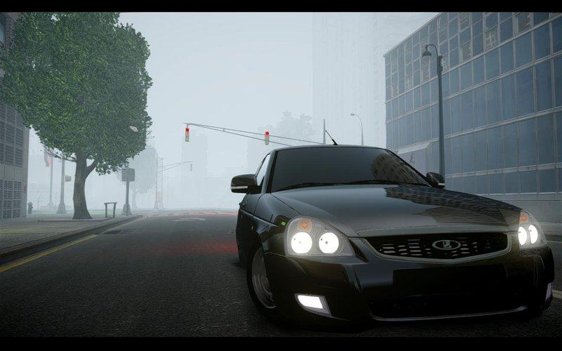 Vaz2172 Bugatti Aze Style для GTA IV - Скриншот 1
