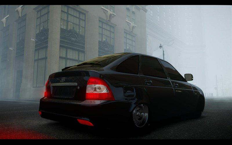 Vaz2172 Bugatti Aze Style для GTA IV - Скриншот 3