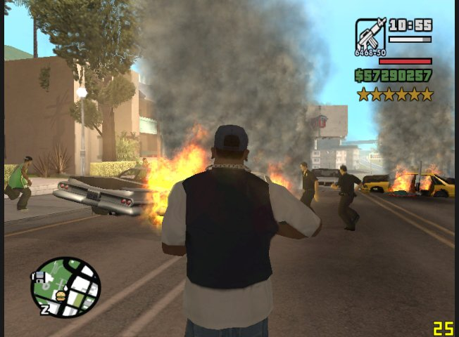 End of the line mission in san andreas download