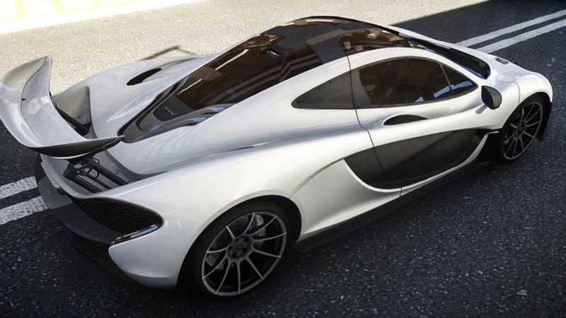2013 McLaren P1 [EPM] (Update1.2) для GTA IV - Скриншот 2