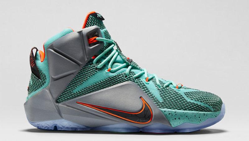 GTA San Andreas Nike Lebron 12 Mod - GTAinside.com