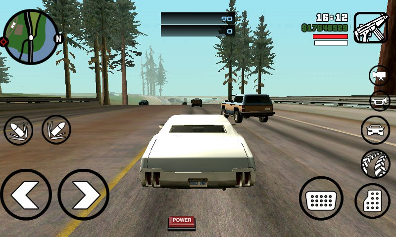 Gta San Andreas Real Physics Car Crash Port To Android Mod