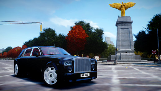 2012 Rolls-Royce Phantom EWB Dragon Edition