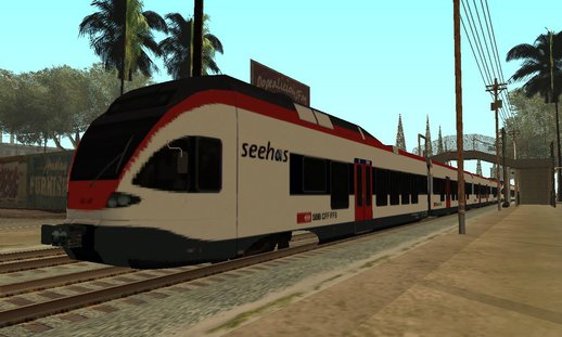 Seehas/SBB Train