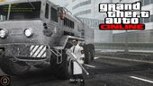 Military RUSSIA Army MAZ 535 Truck Mod
