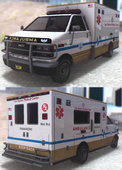 GTA V Brute Ambulance