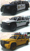 GTA V Declasse Granger Emergency PACK