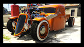 1936 Ford Pickup Ratrod Style