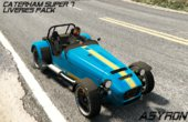 Caterham Super 7 R620 - 4 More Liveries