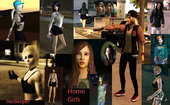 Home Girls Pack(12)