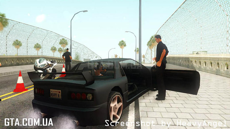GTA San Andreas Police Raid [PC and Android] Mod - GTAinside com