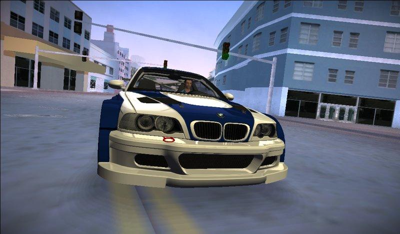 Gta 3 Bmw M3 E46 Gtr Nfsmw Edition 2004 Mod Gtainside Com