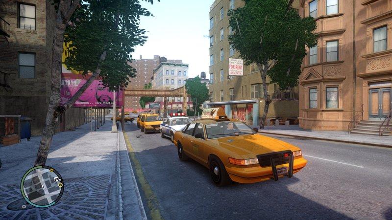 GTA 4 GTA IV to V ENB Setting v2 5 [Incl  Autumntree's] Mod