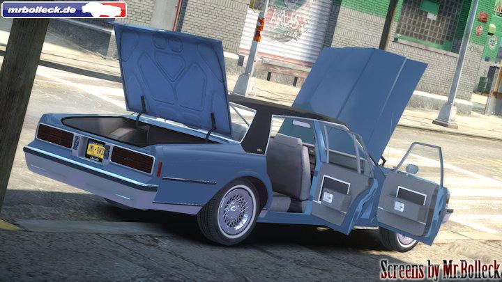 GTA 4 1985 Chevrolet Caprice Classic Mod - GTAinside com
