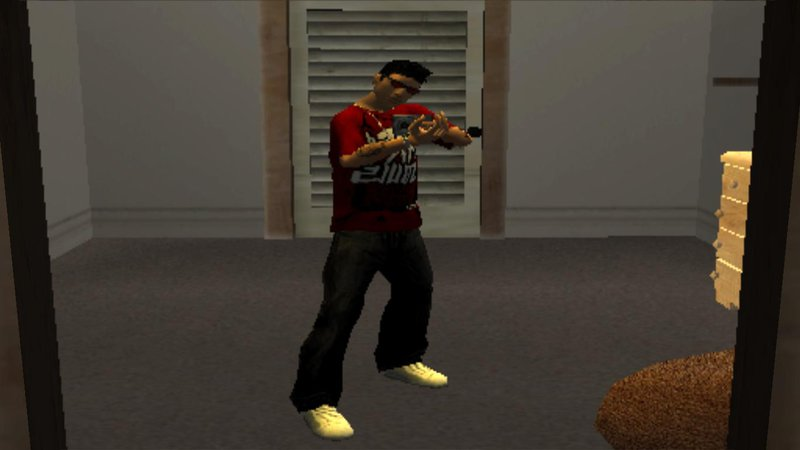 Gta San Andreas Awesome Player Model Claude Speed 3 0
