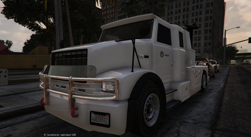 Tow Truck In Gta 5 Map - Best Image Truck Kusaboshi Com