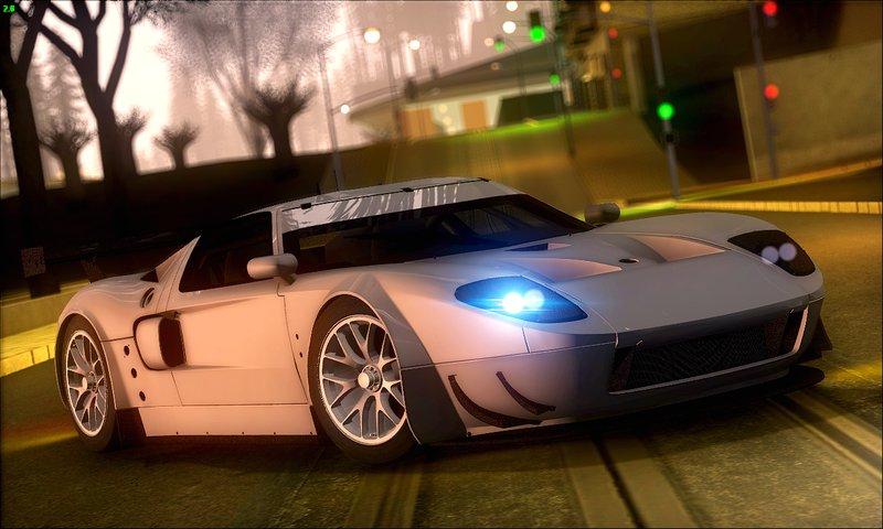 Ford Gt R Mk