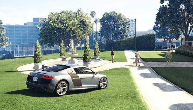 Convert Forza Horizon  Cars To Gta V