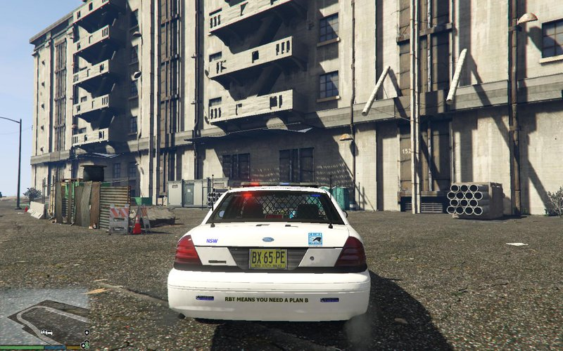 ford crown victoria nsw police car - Gta 5 Police Cars