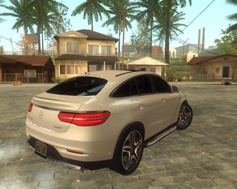 Gta san andreas mercedes benz gle 450 amg 2015 mod for Mercedes benz gle 450