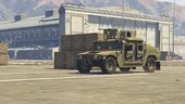 M1116 Humvee Up-Armored