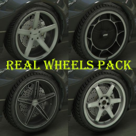 Real Wheels Pack v2