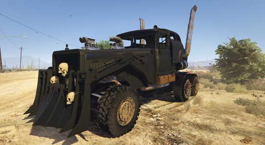 Mad Max: The War Rig