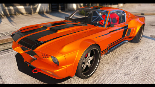 GTA 5 1967 Shelby Mustang GT500 HQ [SuperTuning|LowRiders ...