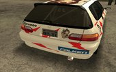 Honda EG6 Kantai Collection akagi Paint Job