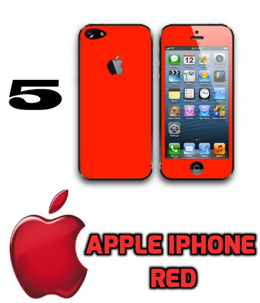 iPhone 5 (Red)