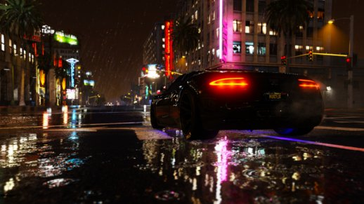 Download Wallpapers Gta5 Night Grand Theft Auto V 4k: Mods And Downloads