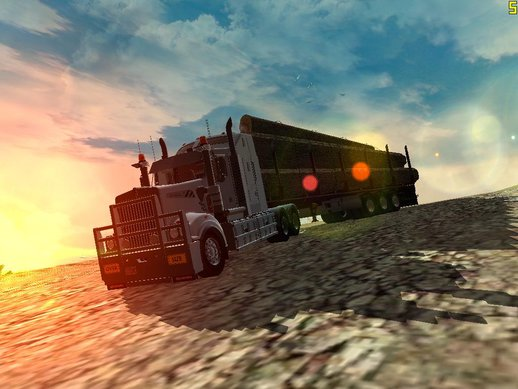 Mack Pinnacle and Kenworth T908 v1.0