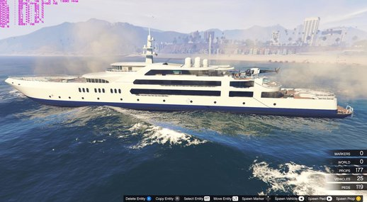 Yacht on Fire by DJ SCREAM v1.1