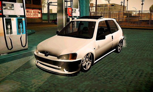 Peugeot 106 QUICKSİLVER
