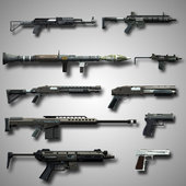 GTA V Weapon Pack