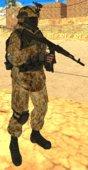 MW2 Russian Airborne Troops desert camo