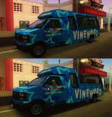 Vinewood VIP Star Tour Bus (Fixed)