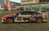 Remake R33 Kantai Collection Kongou Paint Job